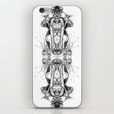 ppdd iPhone & iPod Skin