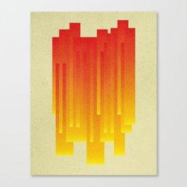 Summer Drip Canvas Print