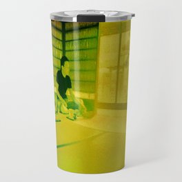 Teahouse Travel Mug
