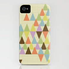 Bunting iPhone (4, 4s) Slim Case
