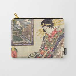 Geisha women Carry-All Pouch