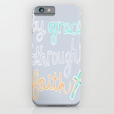 By Grace Through Faith Slim Case iPhone 6s