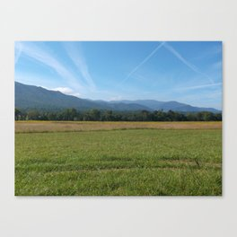 Cade's Cove  Canvas Print