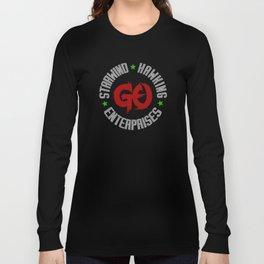 Outlaw Star: Starwind and Hawking Enterprises Long Sleeve T-shirt