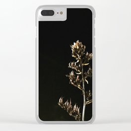 Contrast at Night Clear iPhone Case