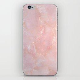 Rose Quartz iPhone Skin