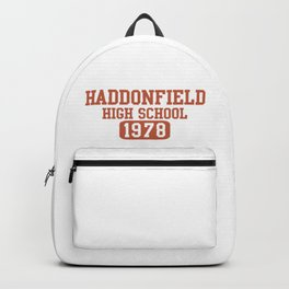 HADDONFIELD HIGH SCHOOL 1978 Backpack