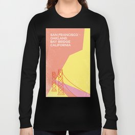 Bridge San Francisco Long Sleeve T-shirt