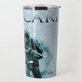 Scarif Planet Travel Mug