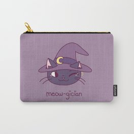 Meowgician Carry-All Pouch