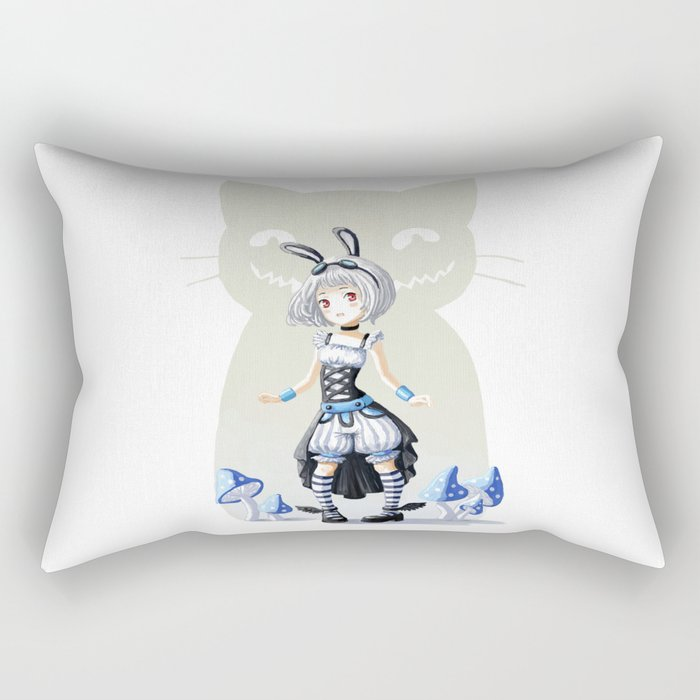 Alice Rectangular Pillow