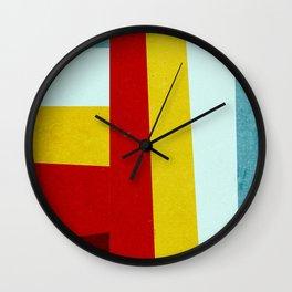 Formas 38 Wall Clock