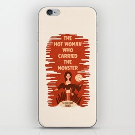 For A Change iPhone Skin