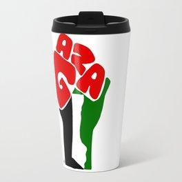 GAZA Travel Mug