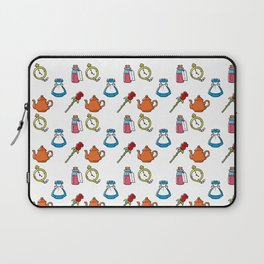 Alice Minimalist Objects Laptop Sleeve