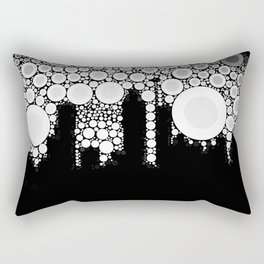 ATL Skyline Rectangular Pillow