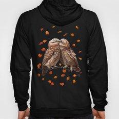 autumn owl Hoody