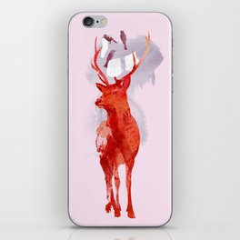 Useless Deer iPhone Skin