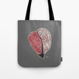 Brain Heart Coherence - Supporting Matthew Tischler Tote Bag