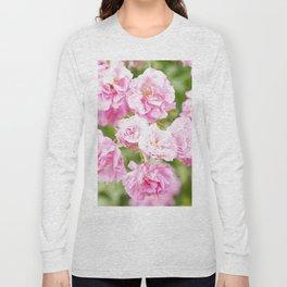 Soft wild roses II Long Sleeve T-shirt
