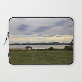 Rosa Sunset  Laptop Sleeve