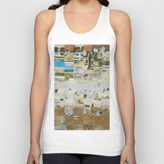 Daytona Beach, Florida Unisex Tank Top