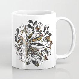 Blooming Doodles Coffee Mug