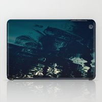 palms iPad Cases featuring Palms by CloudedSunset