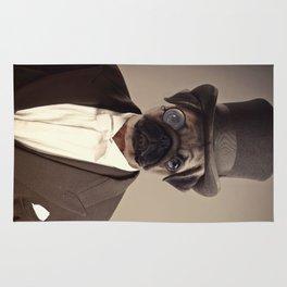 (Very) Distinguished Dog Rug
