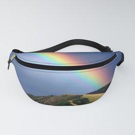 missoula marathon rainbow Fanny Pack