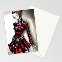 Mary Ktrantzou Typo dress Stationery Cards