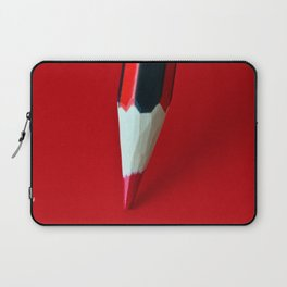 Crayon rouge red Laptop Sleeve