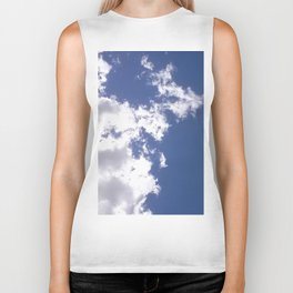 Cloud Fire Biker Tank