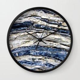 Nevada Rocks Wall Clock