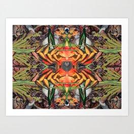 Concrescence Art Print