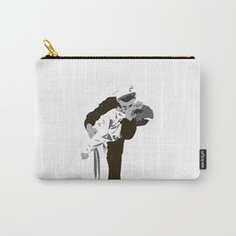 kissing the war goodbye 1945 Carry-All Pouch