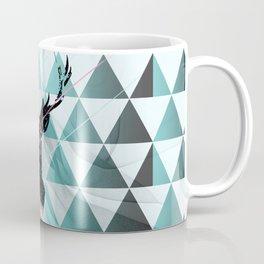 Majestic Space Deer Coffee Mug