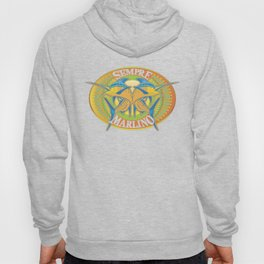 Golden Marlin Hoody