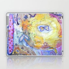 Creation with Wings Laptop & iPad Skin