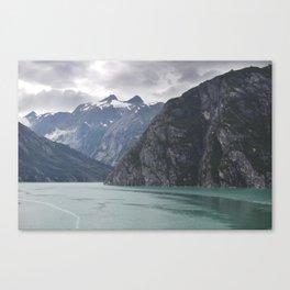 Ocean & Sky - Alaska Canvas Print