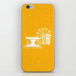 Seaside Fair in Yellow iPhone Skin