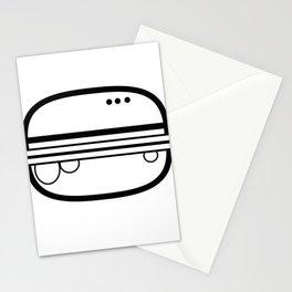 Burguer Stationery Cards