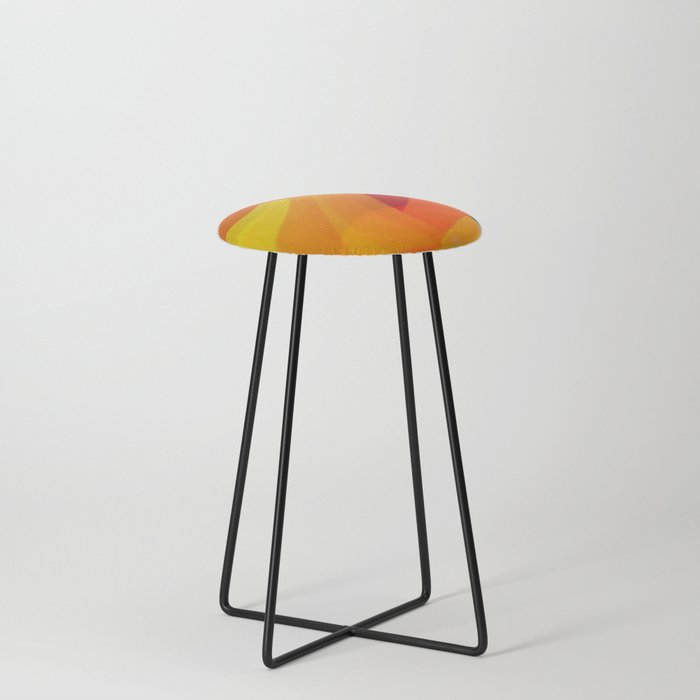 Abstract 2020 006 Counter Stool