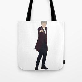 Twelfth Doctor: Peter Capaldi Tote Bag