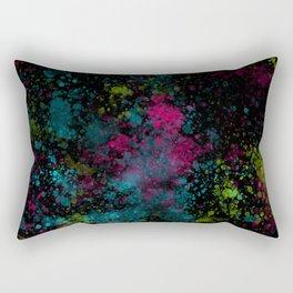 Unusual Space Rectangular Pillow