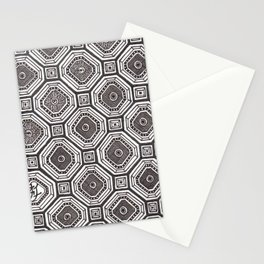 Textile 8 Stationery Cards