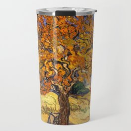 The Mulberry Tree by Vincent van Gogh Travel Mug