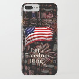 Let Freedom Ring! iPhone Case