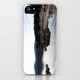 Tahoe Vista iPhone Case