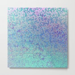 Glitter Star Dust G282 Metal Print